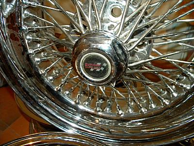 спицевые автомобильные диски